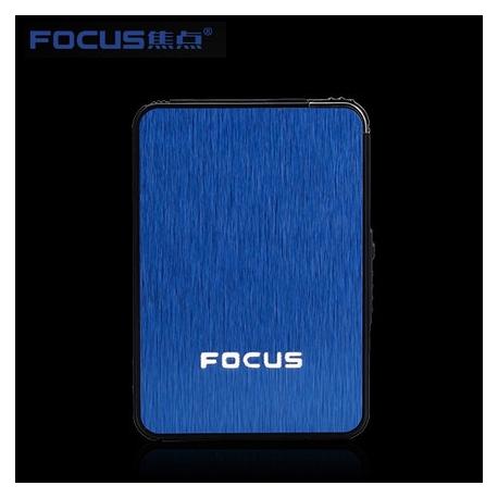 FOCUS Cigarette Case Box B6 Blue