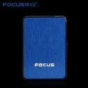 Etui 6 cigarettes focus bleu
