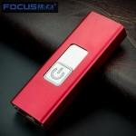 Focus USB Feuerzeug Schöne S Rot