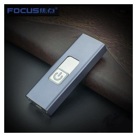 Focus USB lighter Lovely S Gray