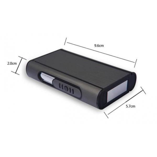 box case cigarette gold lighter but without. Black Bedroom Furniture Sets. Home Design Ideas