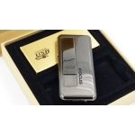 Focus Metal USB electric lighter - LUXOR Black