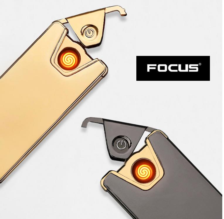 Briquet USb Focus edge avec resistance