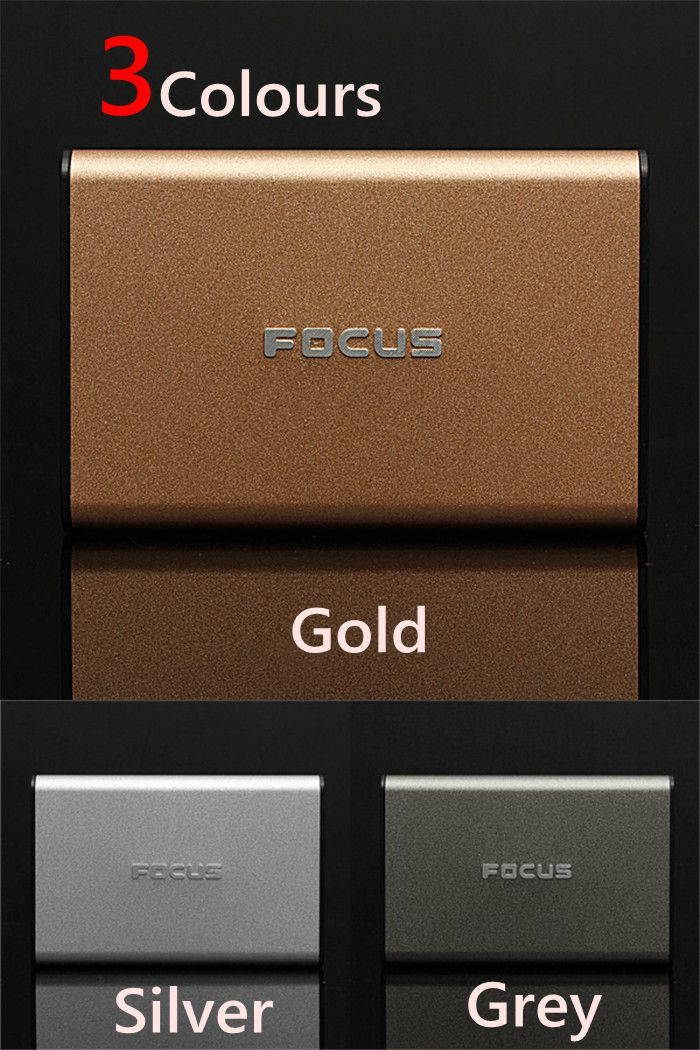focus cigarette case