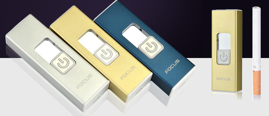 Briquet USB Focus